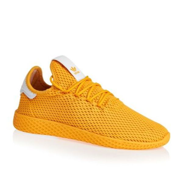 adidas ファレルウィリアムス Pharrell Williams Tennis Hu 黄