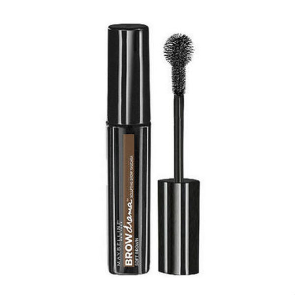 【Maybelline】Brow Drama Sculpting Brow Mascara