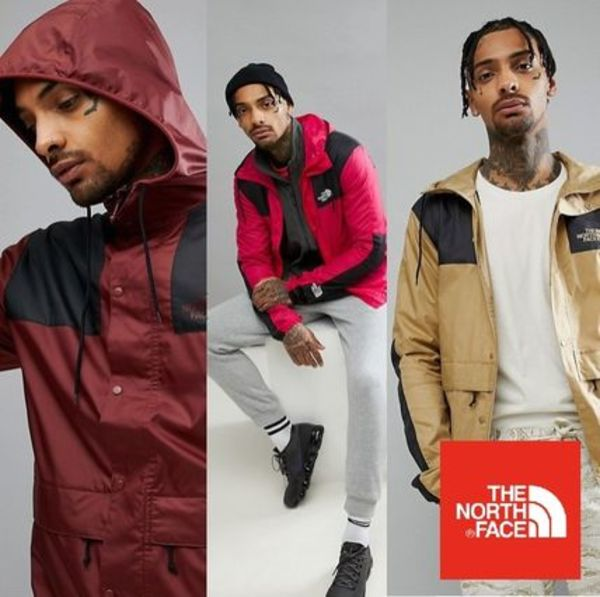 ☆THE NORTH FACE☆1985 Mountainジャケット To ASOS
