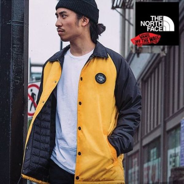 VANS×THE NORTH FACE Torrey MTE コーチジャケット/Y★送料込