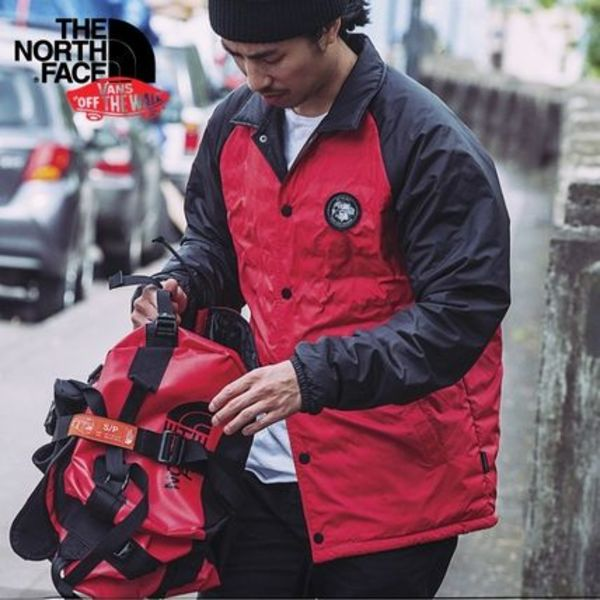 VANS×THE NORTH FACE Torrey MTE コーチジャケット/R★送料込