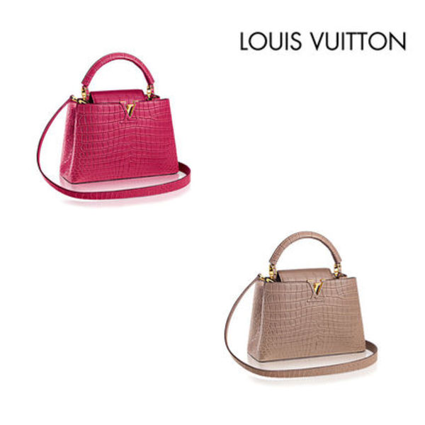 Louis Vuitton☆CAPUCINES BB