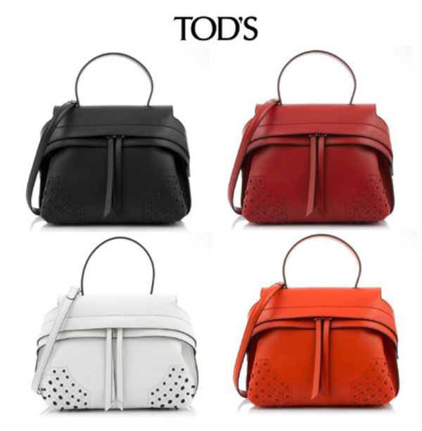 【関税負担】 TOD'S WAVE MINI BAG