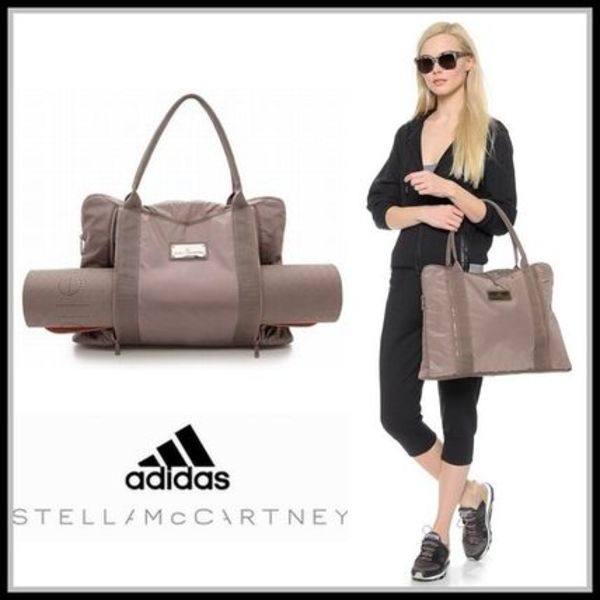 関税・送料込 adidas by Stella McCartney NYLON YOGA BAG