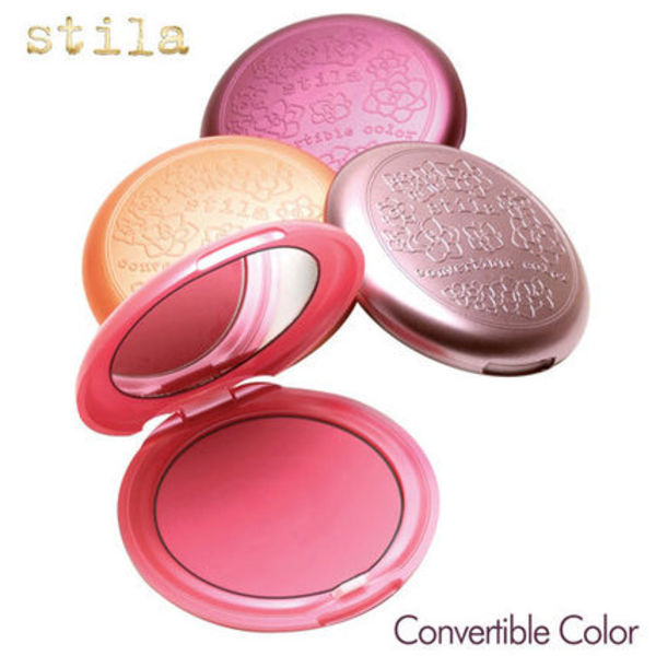 stila■Convertible Color リップ&チークメイクアップ