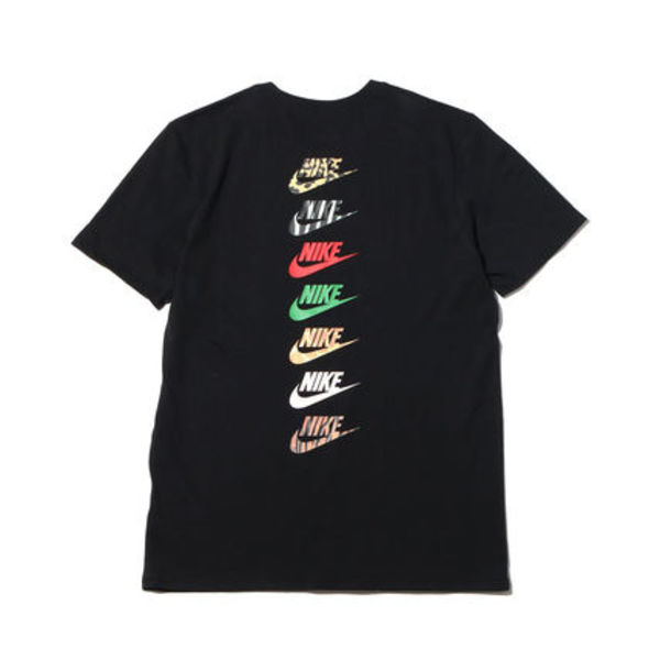 送料無料 !  NIKE AS Animal SS TEE BLACK