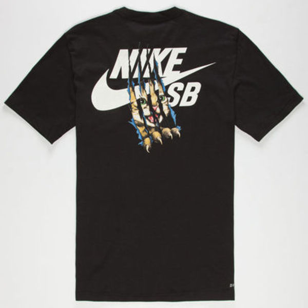 【国内発送】 Nike SB Dri-FIT Cat Scratch Tシャツ