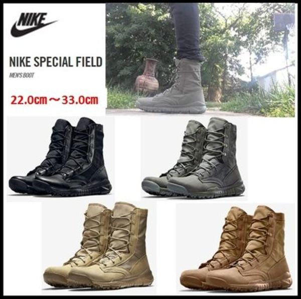 【NIKE】ナイキ ブーツ!!★NIKE SPECIAL FIELD★4色