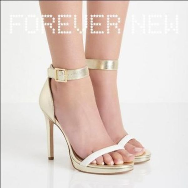 ☆日本未入荷☆美脚ヒール【FOREVER NEW】KingstonMinimal Heels