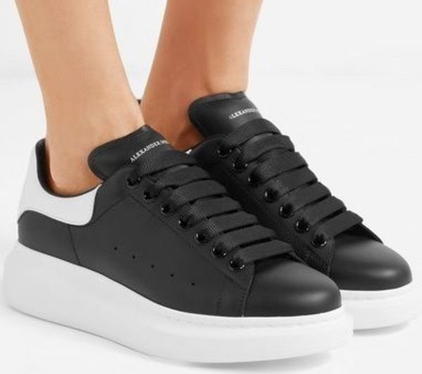 ★関税負担★ALEXANDER MCQUEEN★ EXAGGERATED-SOLE SNEAKERS