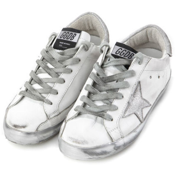 【関税負担】  Golden Goose SUPERSATR G28WS590 E36 / EMS