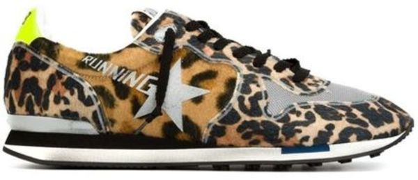 【関税負担】GOLDEN GOOSE RUNNING LEOPARD