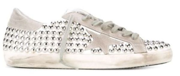 【関税負担】GOLDEN GOOSE 16SS SUPERSTAR WHITE STUDE