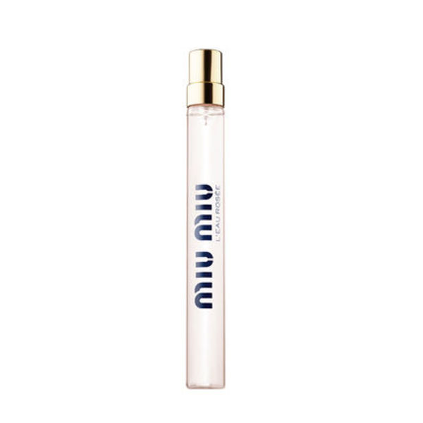 【新作】MIU MIU L'eau Rosee Travel Spray