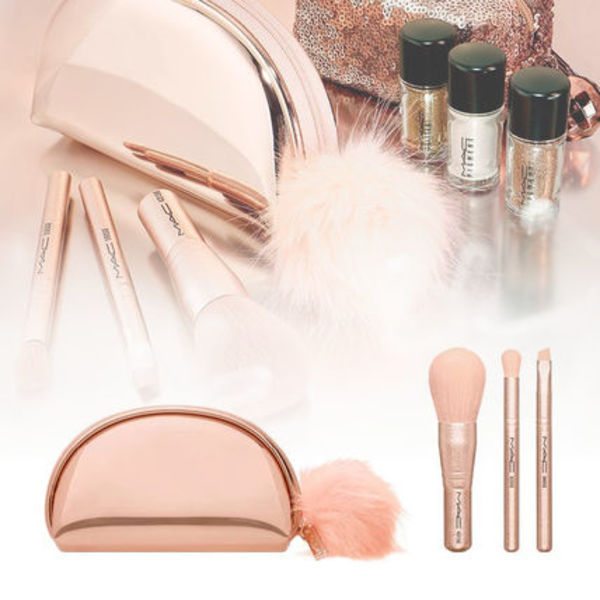 MAC☆ホリデー限定☆SNOW BALL BRUSH KIT MINI