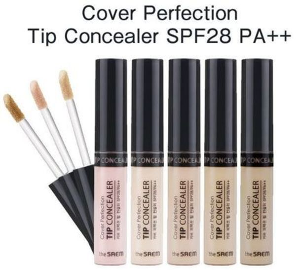 【the saem】ザ セム Cover Perfection Tip コンシーラー