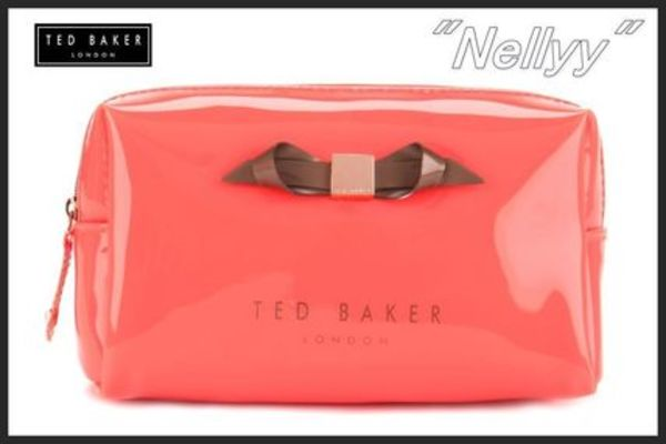 "【TED BAKER】""NELLYY ""リボン☆ポーチ"