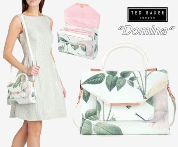 "【TED BAKER】""Domina""2wayレディバッグ"