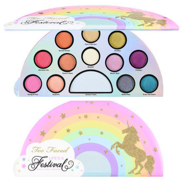 Too Faced☆Life's A Festival アイシャドウパレット