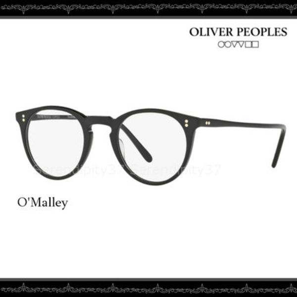 【送・関税込】OLIVER PEOPLES O'Malley /1005L Black