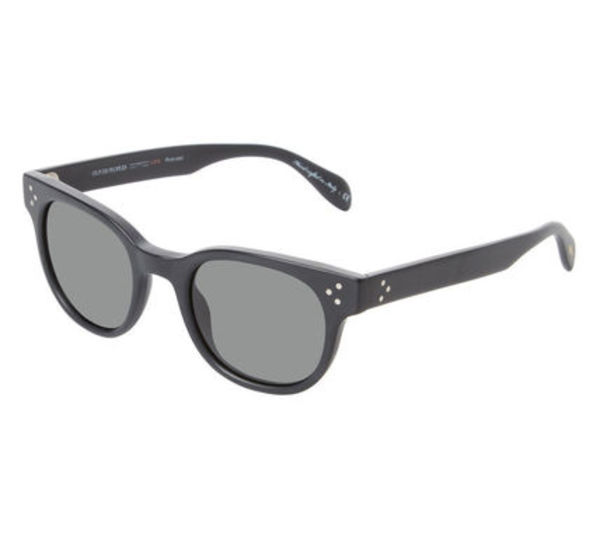 Oliver Peoples Afton Polarized Oval Frame