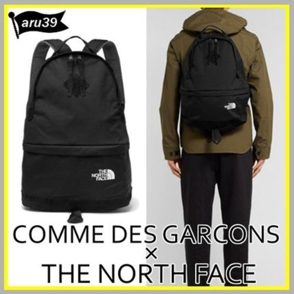 ☆COMME DES GARCONS×THE NORTH FACE☆コラボバックパック