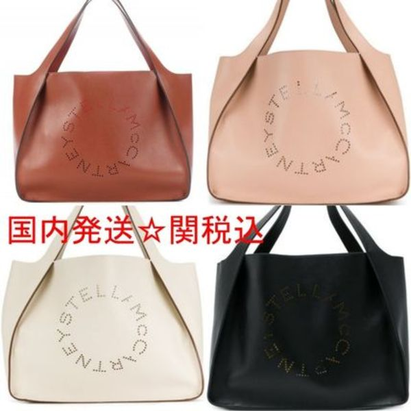Stella McCartney☆VIPセール alter ロゴトート☆送関込!
