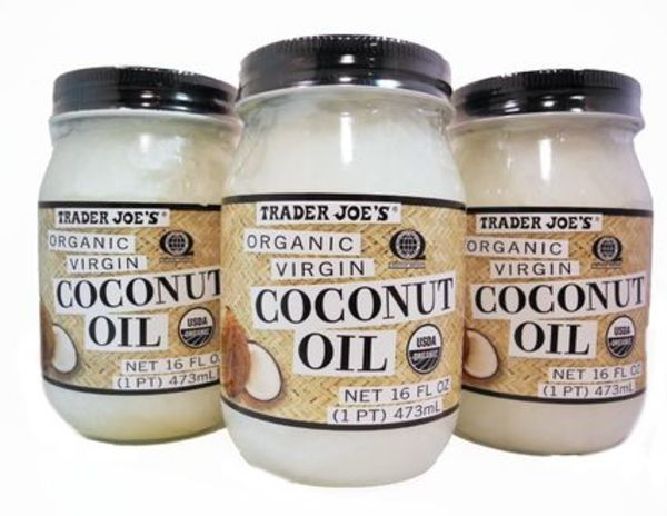 大人気!Trader Joe Organic Virgin Coconut Oilココナッツオイル