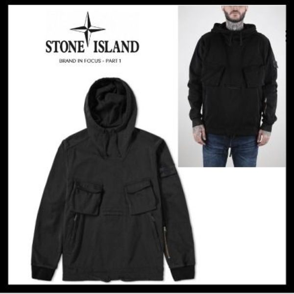 ※STONE ISLAND※Shadow Project Anorak 【送関込】