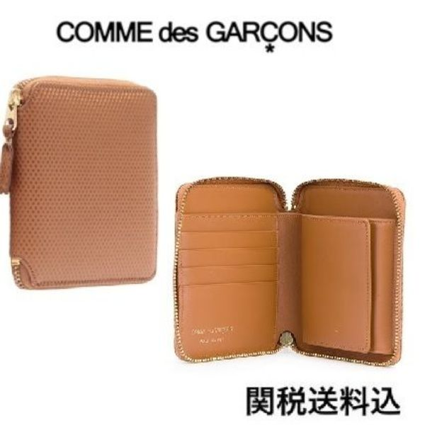 18SS関送込◆COMME des GARCONS◆Luxury Group  折りたたみ財布