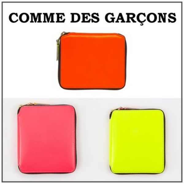 new concept 2ce71 b8065 可愛いのにお手頃価格!財布に迷ったらwallet comme des garcons ...
