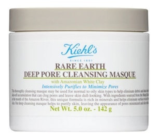 ☆Kiehl's☆ Rare Earth Pore Cleansing レアアース マスク
