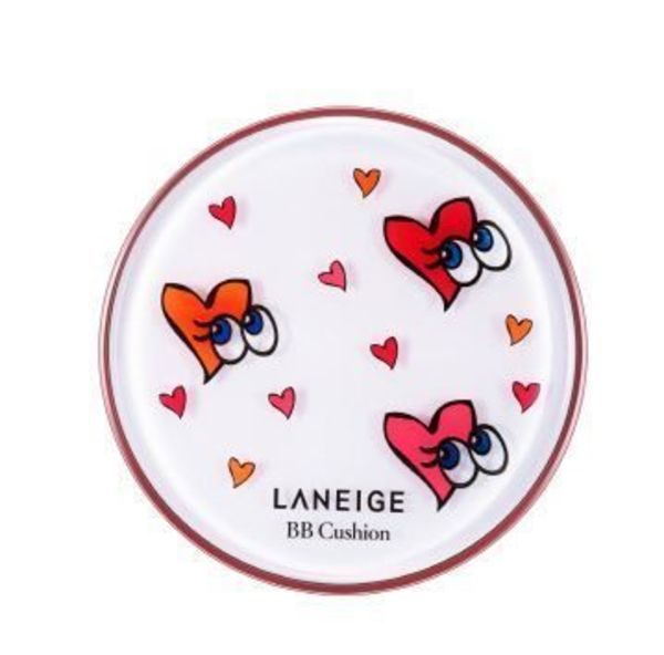 [LANEIGE×Play no more] 限定 コラボ BBCushion Pore Control