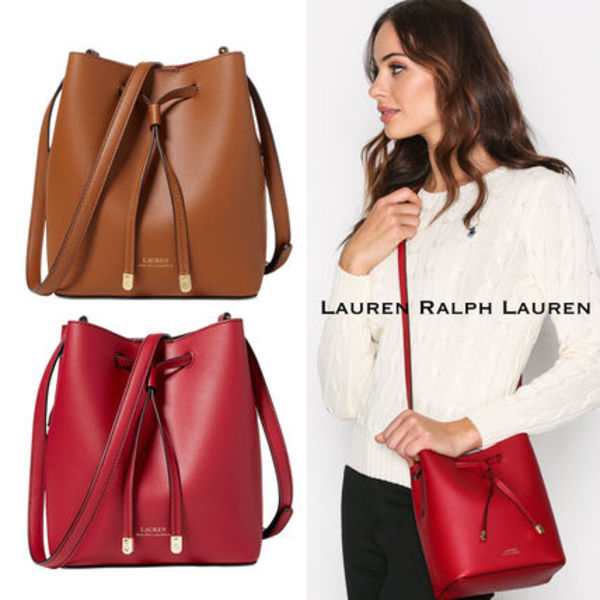 【セール!】Ralph Lauren* Mini Debby Drawstring Bag