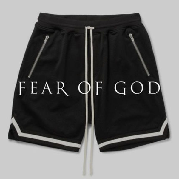 【国内発送・関税送料込み】Fear of God MESH DROP CROTCH SHORT