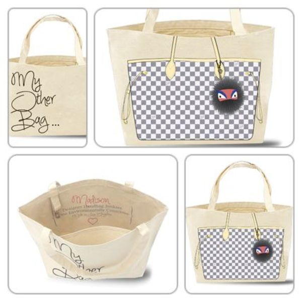 【MY OTHER BAG】CARRY-ALL / LONDON(ロンドン)NMONSTER★