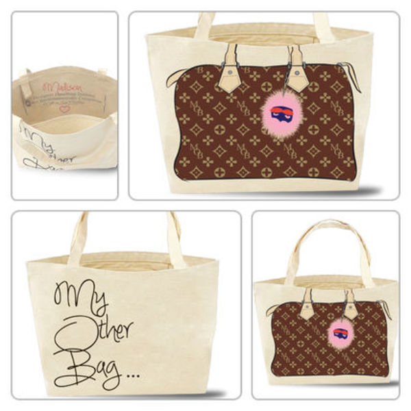 【MY OTHER BAG】ZOEY(ゾーイ) / TONAL BROWNS + MONSTER