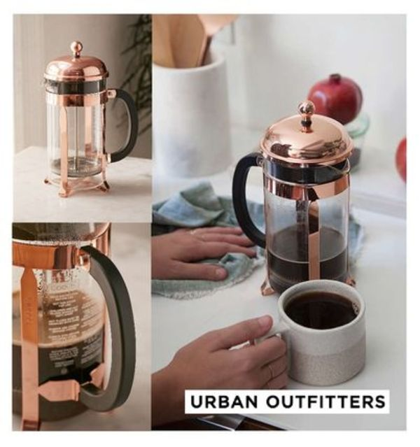 Urban Outfitters☆BodumCopper French Press☆コーヒ メーカー
