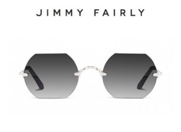 JIMMY FAIRLY ジミーフェアリーSOLAIRE サングラス ☆SQUARE☆