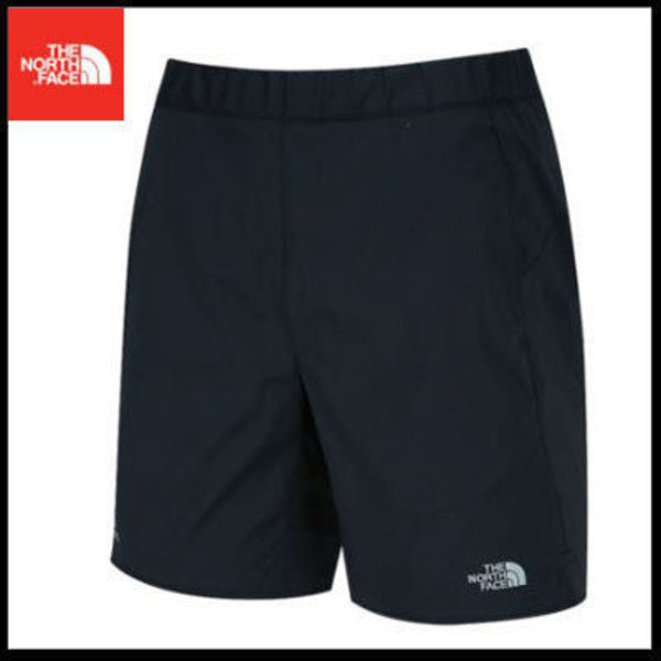 (ザノースフェイス) M'S WEIGHTLESS SHORTS BLACK NSS6NI02