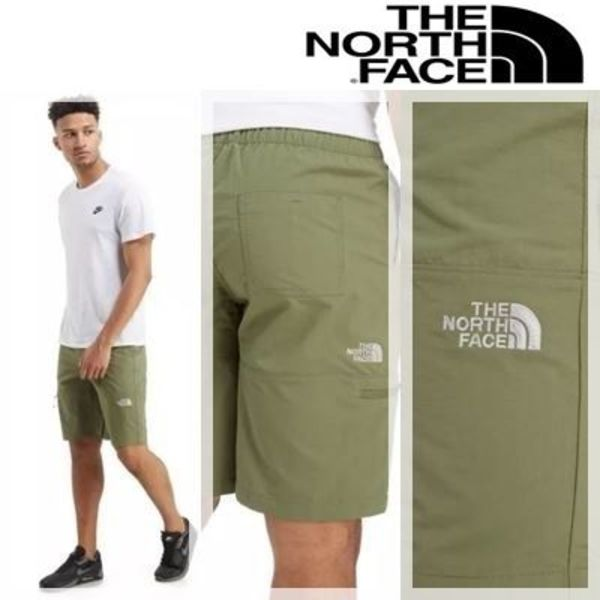 NEW The North Face Z-Pocket ショートパンツ