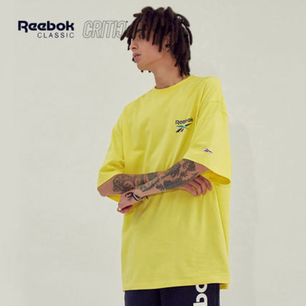 ★CRITIC★ RITIC X REEBOK CHICKEN KILLER T-SHIRT