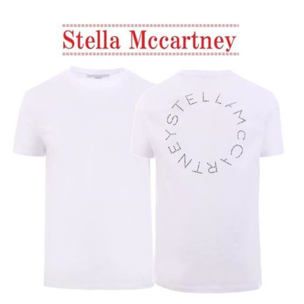 【Stella Mccartney】logo print Idol t-shirt☆ 大人気