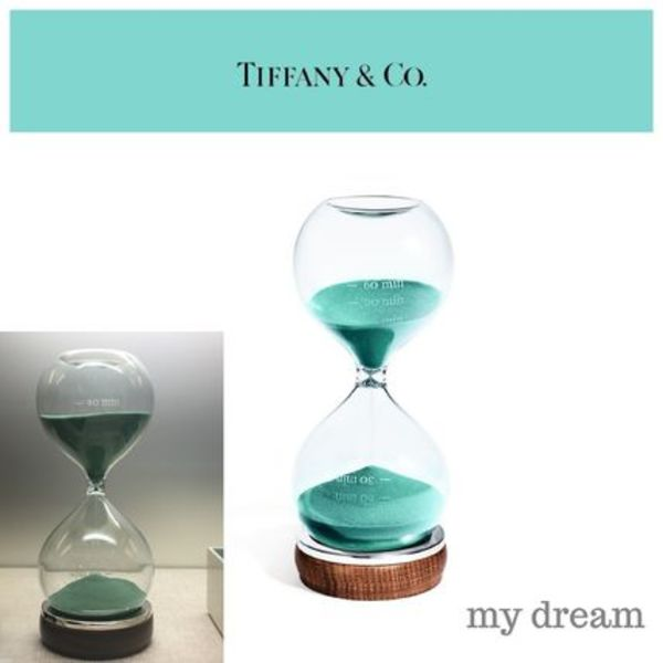 Tiffany & Co★Sterling Silver Hourglass★砂時計