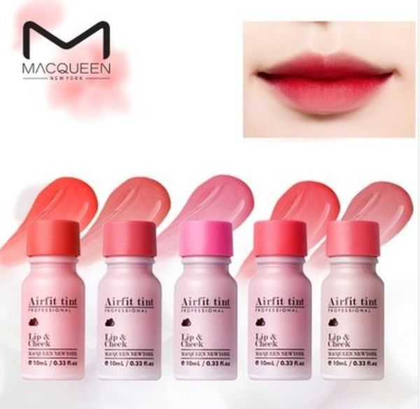 韓国コスメ★新商品 MACQUEEN AIR-FIT CUSHION TINT★5色
