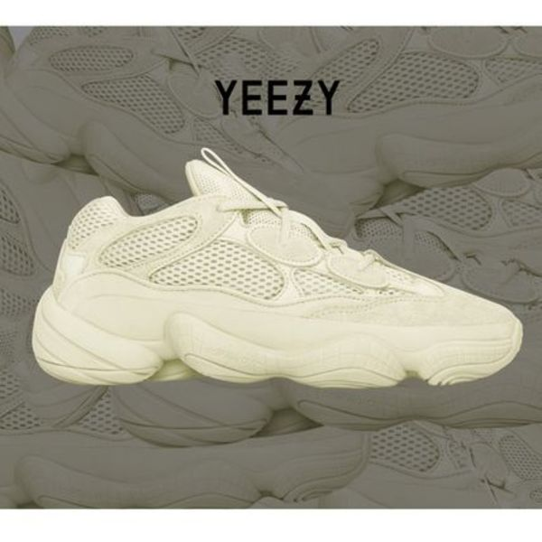 "YEEZY 500 ""SUPER MOON YELLOW"" - イージー 500"