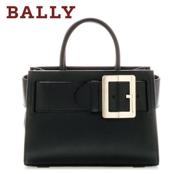 追跡ありで安心☆BALLY Belle SM handbag