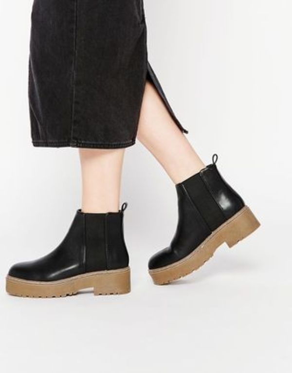 【ASOS★新作ブーツ】 ANOTHER PLANET Chelsea Ankle Boots