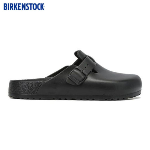 ★BIRKENSTOCK★ [Boston] EVA black men regular_RFSO8E213BK