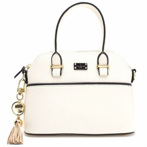 PAULS BOUTIQUE/EMS発送/レディースバッグ/MINI MAISY WHITE